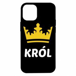 Etui na iPhone 12 Mini Król
