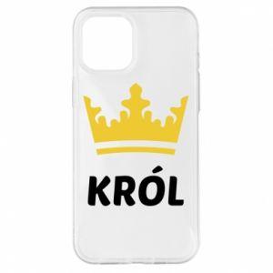 Etui na iPhone 12 Pro Max Król