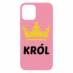 Etui na iPhone 12/12 Pro Król