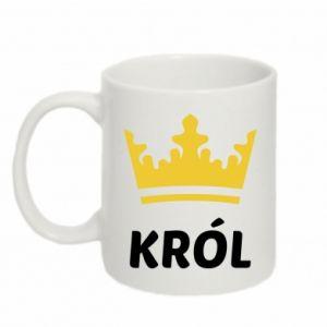 Kubek 330ml Król
