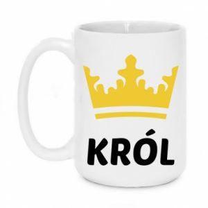 Kubek 450ml Król - PrintSalon