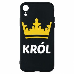 Phone case for iPhone XR King