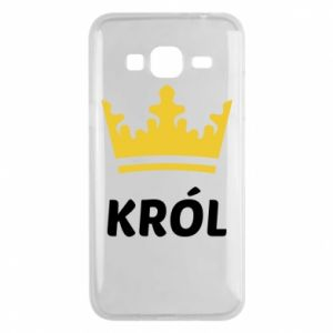 Phone case for Samsung J3 2016 King