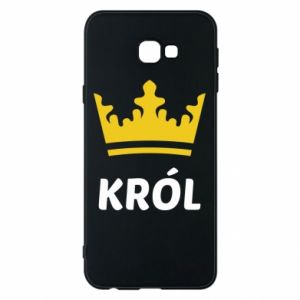 Phone case for Samsung J4 Plus 2018 King