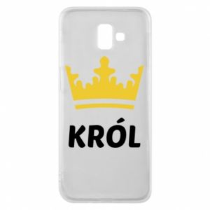 Phone case for Samsung J6 Plus 2018 King