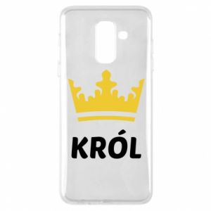 Phone case for Samsung A6+ 2018 King