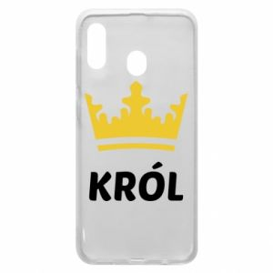 Phone case for Samsung A20 King