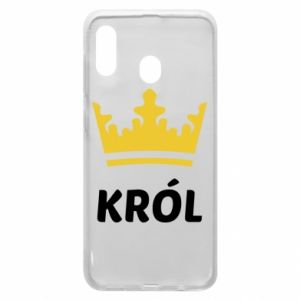 Phone case for Samsung A30 King