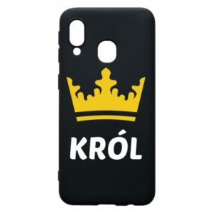 Phone case for Samsung A40 King