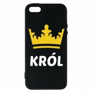 Phone case for iPhone 5/5S/SE King