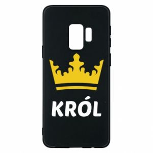 Phone case for Samsung S9 King