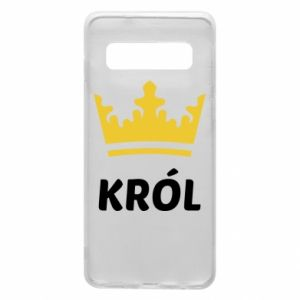 Phone case for Samsung S10 King