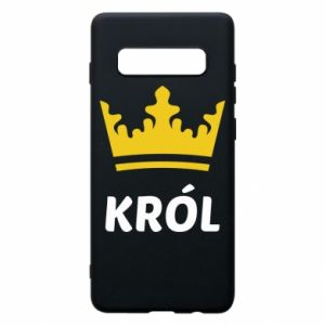 Phone case for Samsung S10+ King