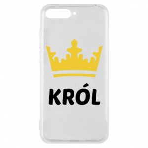 Phone case for Huawei Y6 2018 King