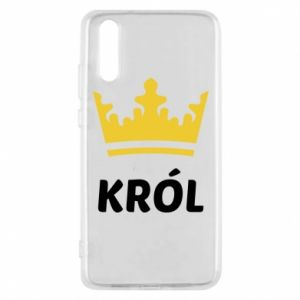 Phone case for Huawei P20 King