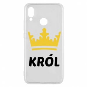 Phone case for Huawei P20 Lite King