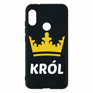 Phone case for Mi A2 Lite King
