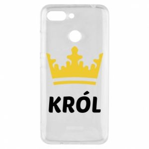Phone case for Xiaomi Redmi 6 King