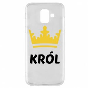Phone case for Samsung A6 2018 King