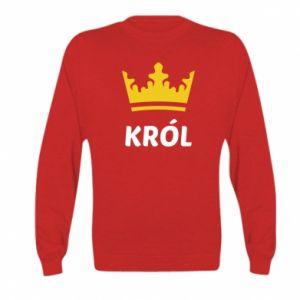 Bluza dziecięca Król