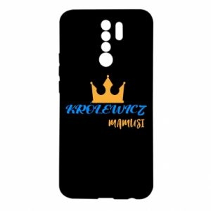 Xiaomi Redmi 9 Case Mommy's prince