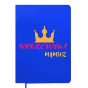 Notepad Mommy's princess, for daughter