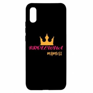 Xiaomi Redmi 9a Case Mommy's princess, for daughter