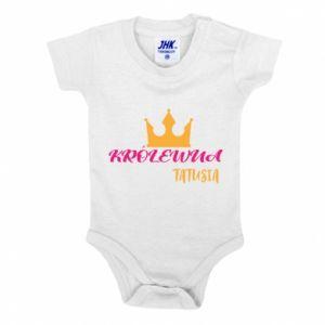 Body dla dzieci Królewna tatusia