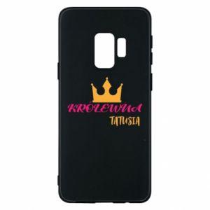 Etui na Samsung S9 Królewna tatusia