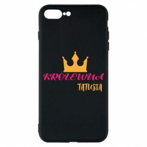 Etui na iPhone 7 Plus Królewna tatusia