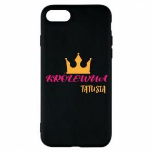 Etui na iPhone 8 Królewna tatusia