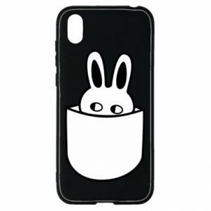 Huawei Y5 2019 Case Bunny in the pocket