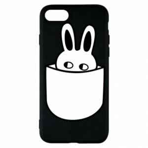 iPhone SE 2020 Case Bunny in the pocket