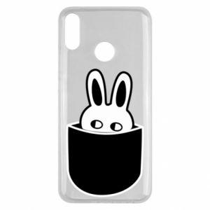 Huawei Y9 2019 Case Bunny in the pocket