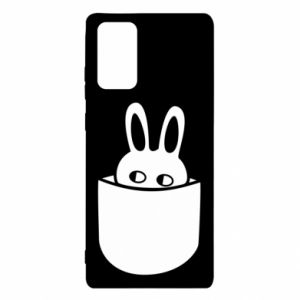 Samsung Note 20 Case Bunny in the pocket
