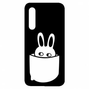 Xiaomi Mi9 Lite Case Bunny in the pocket