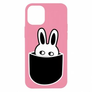 iPhone 12 Mini Case Bunny in the pocket