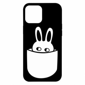 iPhone 12 Pro Max Case Bunny in the pocket