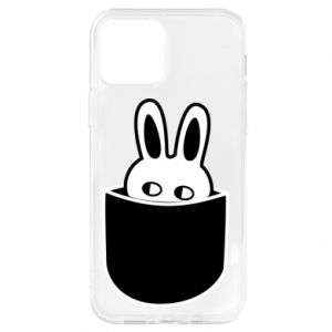 iPhone 12/12 Pro Case Bunny in the pocket