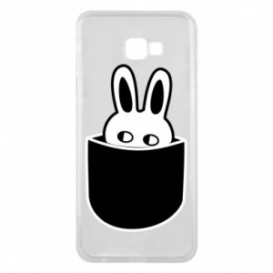 Samsung J4 Plus 2018 Case Bunny in the pocket