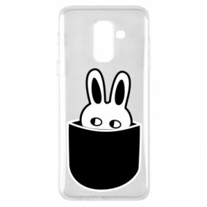 Samsung A6+ 2018 Case Bunny in the pocket