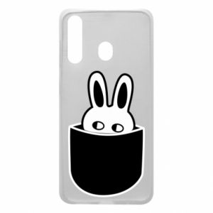 Samsung A60 Case Bunny in the pocket