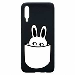 Samsung A70 Case Bunny in the pocket