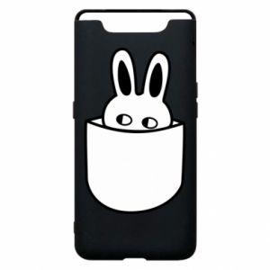 Samsung A80 Case Bunny in the pocket