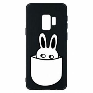 Samsung S9 Case Bunny in the pocket