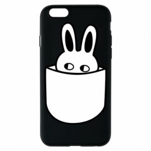 iPhone 6/6S Case Bunny in the pocket
