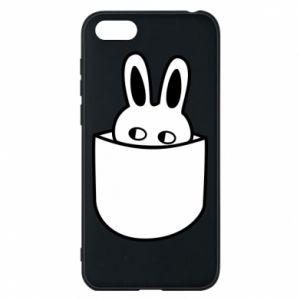 Huawei Y5 2018 Case Bunny in the pocket