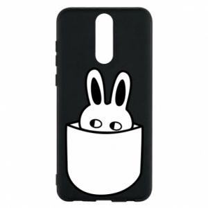 Huawei Mate 10 Lite Case Bunny in the pocket