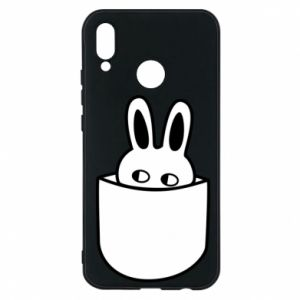 Huawei P20 Lite Case Bunny in the pocket