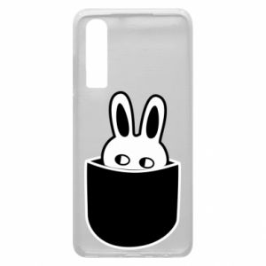 Huawei P30 Case Bunny in the pocket
